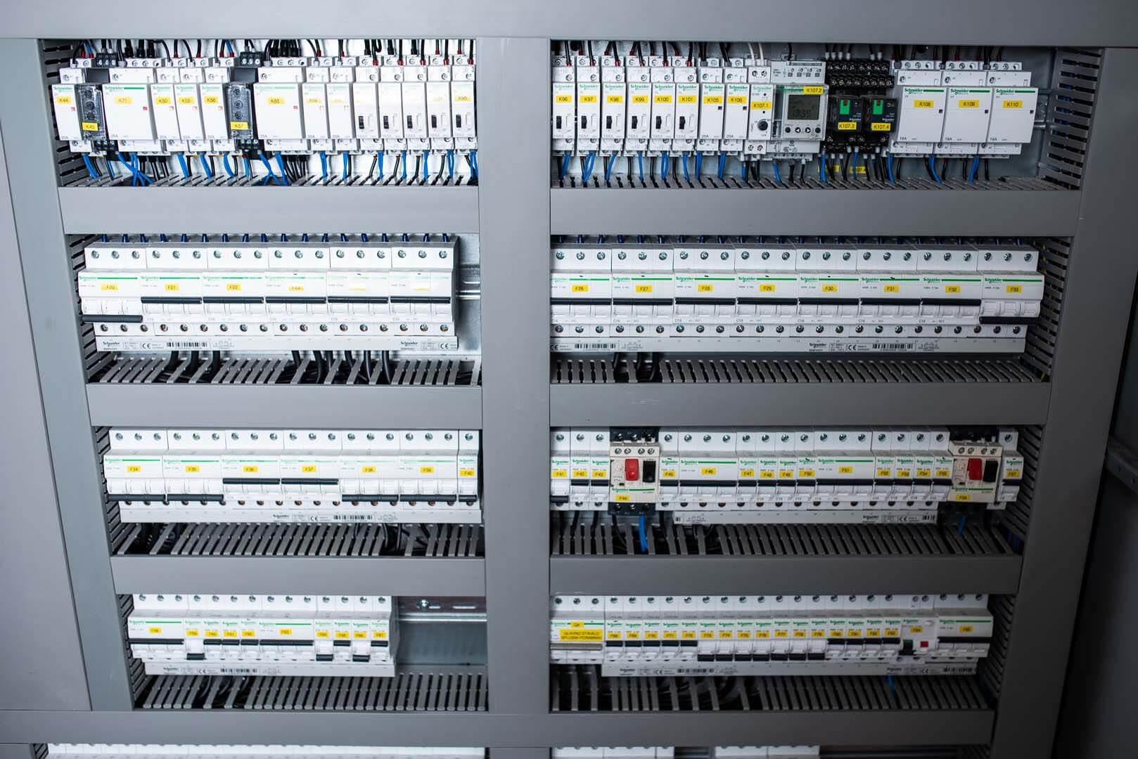 elektro omra - elektro instalacije